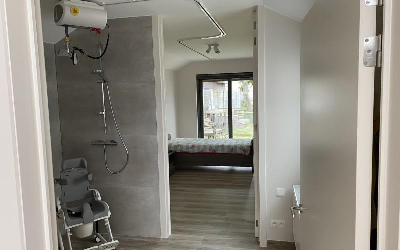 badkamer slaapkamer