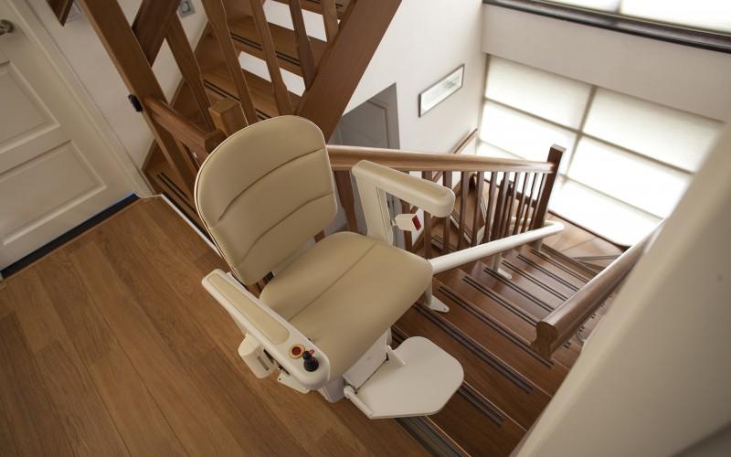 handicare freecurve elegance upstairs